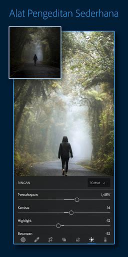 Adobe Lightroom - Editor Foto screenshot 1