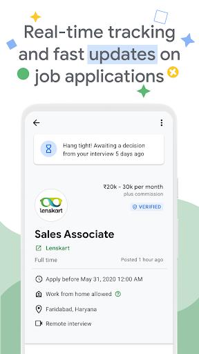 Kormo Jobs by Google: Find jobs & grow your career 2 تصوير الشاشة