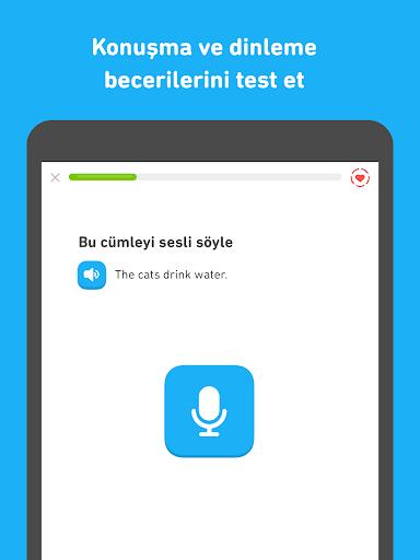 Duolingo'yla Bedava İngilizce screenshot 9