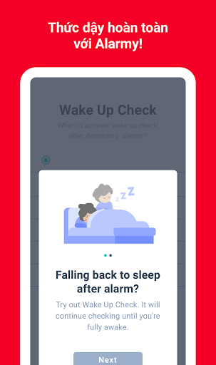 Alarmy (Báo thức) screenshot 6
