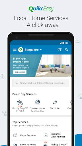 Quikr – Search Jobs, Mobiles, Cars, Home Services screenshot 3