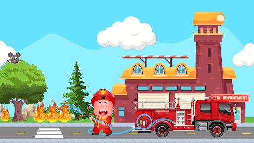 Fireman for Kids screenshot 3