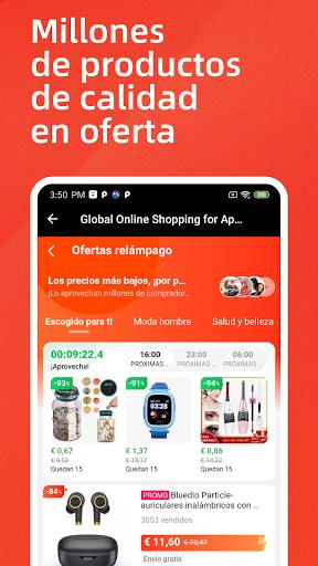 AliExpress - Compra fácil, vive mejor screenshot 4