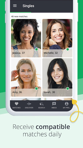 EliteSingles: Dating App for singles over 30 screenshot 3