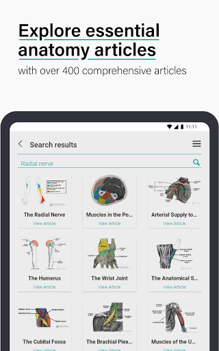Teach Me Anatomy: 3D Human Body & Clinical Quizzes screenshot 13