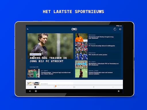 FOX Sports NL 6 تصوير الشاشة