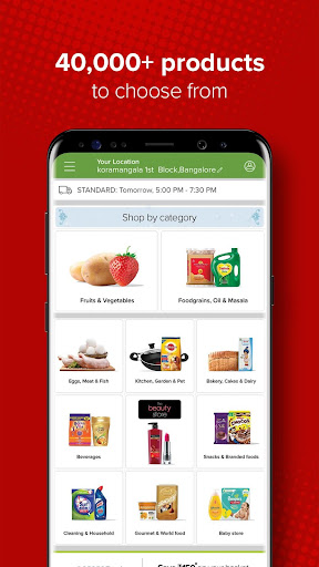 bigbasket- Online Grocery Shopping, Home Delivery screenshot 3