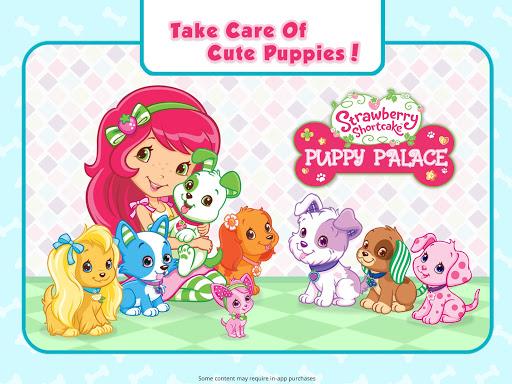 Strawberry Shortcake Puppy Palace screenshot 6