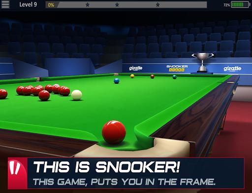 Snooker Stars - 3D Online Sports Game screenshot 7