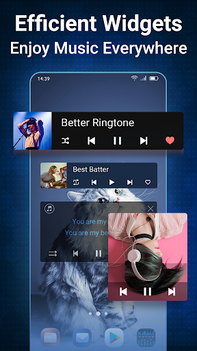 Music Player for Android-Audio screenshot 15
