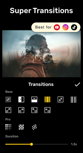 Video Editor for Youtube & Video Maker - My Movie screenshot 3