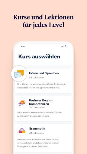 Babbel – Sprachen lernen – Englisch, Spanisch & Co screenshot 4