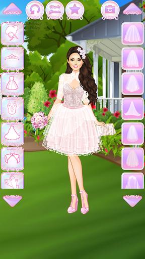 Model Wedding - Girls Games screenshot 5
