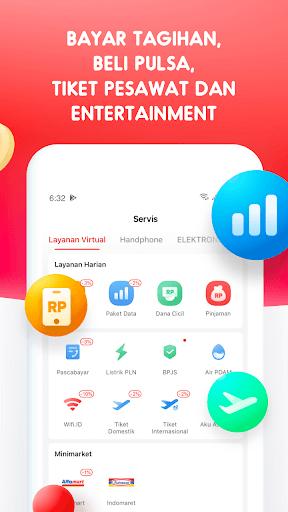 Akulaku-Kredit, Cicilan, Belanja, Pinjaman screenshot 4