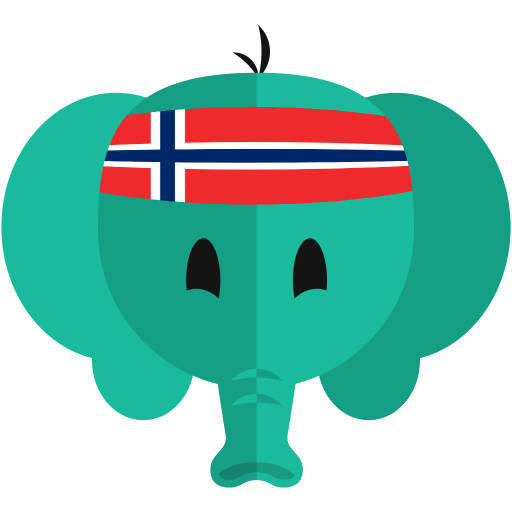 Simply Learn Norwegian icon