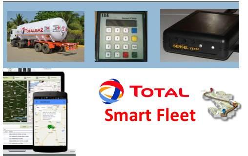 Total Smart Fleet screenshot 1