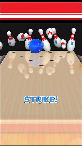 Strike! Ten Pin Bowling 2 تصوير الشاشة