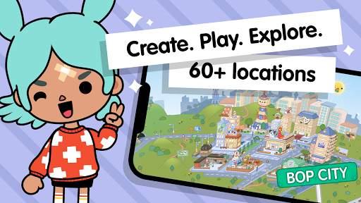 Toca Life World: Build stories & create your world screenshot 4