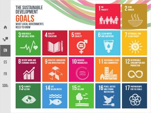 Sustainable Development Goals screenshot 3