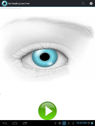 My Reading Eyes Free 7 تصوير الشاشة