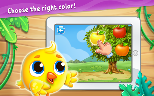 Colors for Kids, Toddlers, Babies - Learning Game screenshot 3