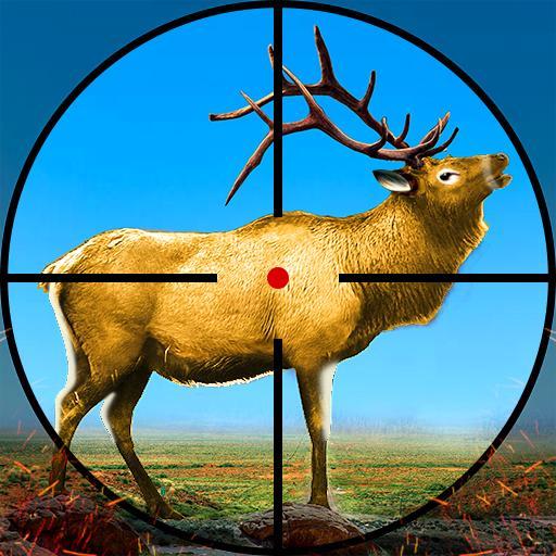 Wild Deer Hunting Adventure: Animal Shooting Games icon
