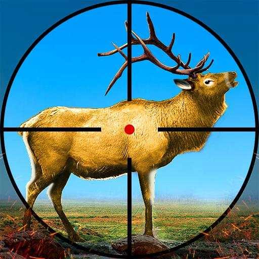 Wild Deer Hunting Adventure: Animal Shooting Games