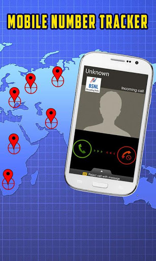 Mobile Number Tracker 1 تصوير الشاشة