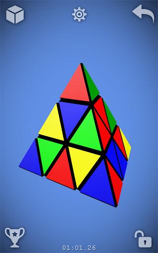 Magic Cube Puzzle 3D 10 تصوير الشاشة