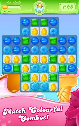 Candy Crush Jelly Saga 18 تصوير الشاشة