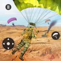 Epic Free Firing Survival Battlegrounds Shooting on 9Apps