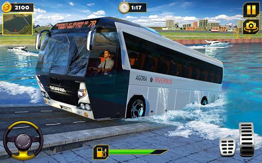 River Coach Bus Simulator Game screenshot 15