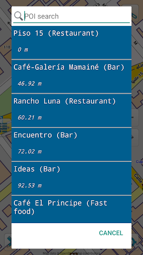 Map of Cuba offline screenshot 6