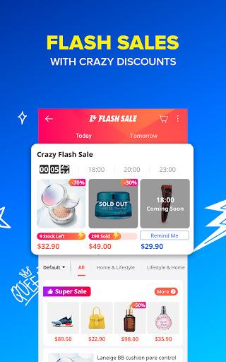 Lazada SG - #1 Online Shop App screenshot 13