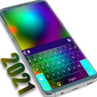 2021 Keyboard Color Theme on 9Apps