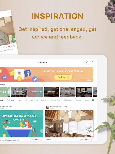 Homestyler - Interior Design & Decorating Ideas 10 تصوير الشاشة