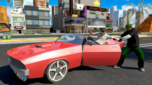 Real Gangsters Auto Theft-Free Gangster Games 2021 2 تصوير الشاشة