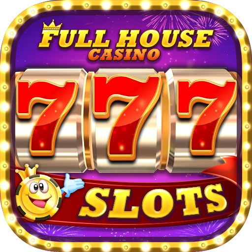 Full House Casino - Free Vegas Slots Machine Games أيقونة