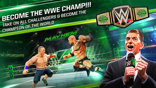 WWE Mayhem screenshot 7