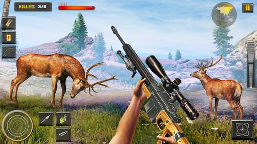 Deer Hunting Games: Wild Animal Hunting Adventure screenshot 1