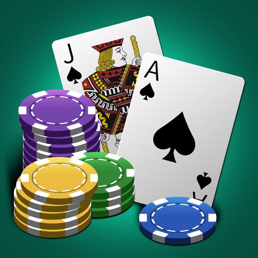العالم لعبة ورق الملك أيقونة