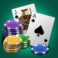 العالم لعبة ورق الملك