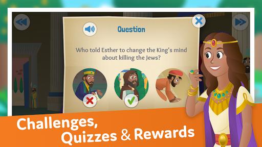Bible App for Kids: Audio & Interactive Stories screenshot 4