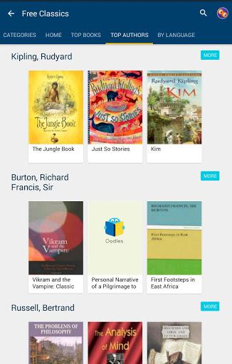 50000 Free eBooks & Free AudioBooks 9 تصوير الشاشة
