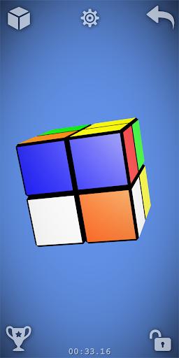 Magic Cube Puzzle 3D 4 تصوير الشاشة