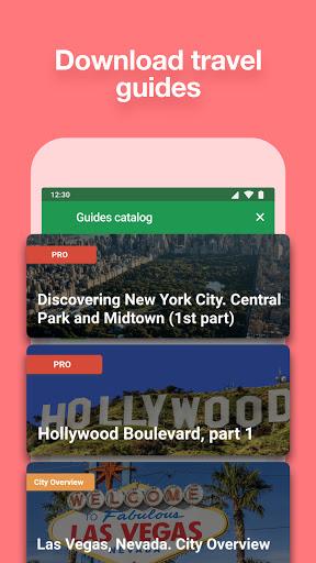 MAPS.ME – Offline maps, travel guides & navigation screenshot 3