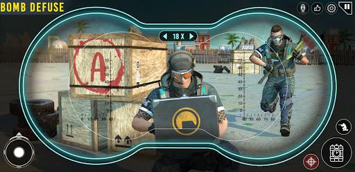 ألعاب حرب كوماندو: ألعاب مطلق النار الجديدة 2021 3 تصوير الشاشة