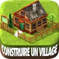 Cité village, simulation d'île - Village Build Sim on 9Apps