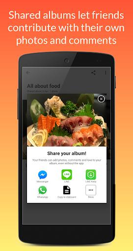 Capture App - Photo Storage 4 تصوير الشاشة