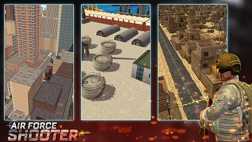 سلاح الجو مطلق النار 3D -ألعاب طائرات الهليكوبتر 6 تصوير الشاشة